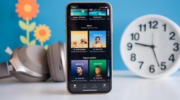 Spotify: addio widget Android, sì a test altoparlante preferito e dialogo con Siri