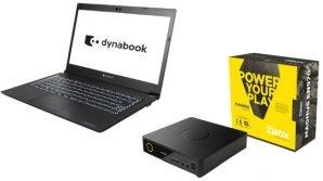Dynabook Portégé A30-E e Zbox Magnus E all'insegna dell'informatica compatta
