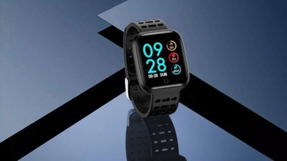 Lenovo E1, in arrivo il nuovo sportwatch stiloso con cardiofrequenzimetro