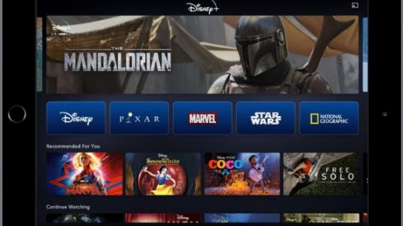 Disney: no agli account condivisi per la piattaforma di streaming