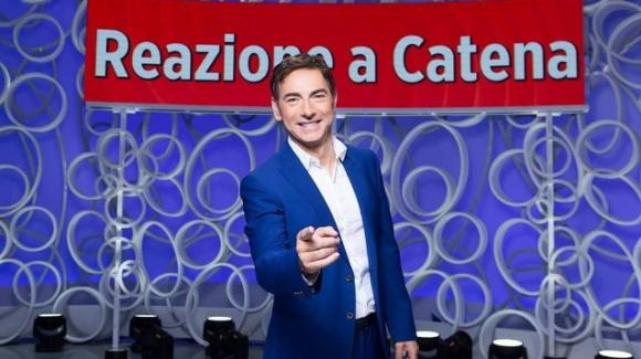 """""""Reazione a Catena"""", giorni contati per il programma condotto da Marco Liorni"""