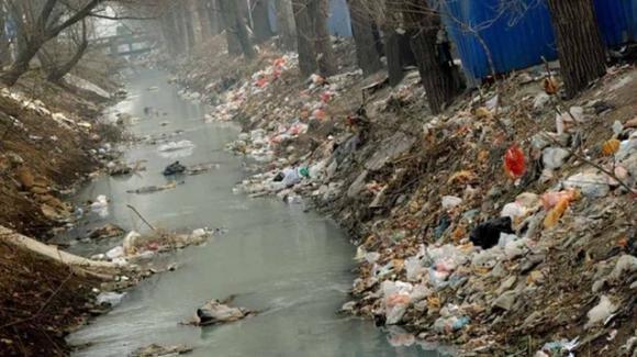 Fiumi di plastica, ecco quelli più inquinanti