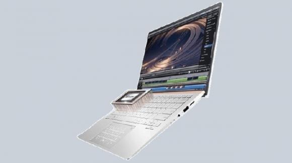 Ultrabook Asus ZenBook 14, presto anche con i processori AMD Ryzen