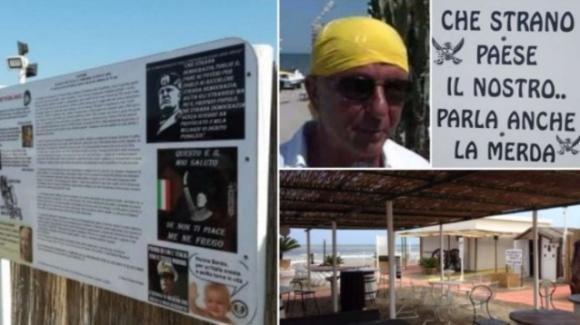 Venezia: denunciato l'ex gestore della spiaggia fascista