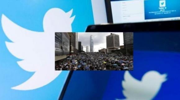 Twitter e Facebook attribuiscono a Pechino una rete di disinformazione contro Hong Kong