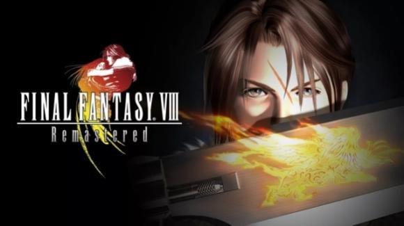 Final Fantasy 8 remastered: ecco la data di uscita ufficiale