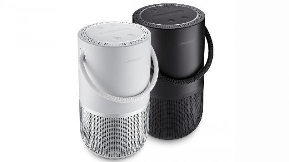 Bose Portable Home Speaker: ufficiale il diffusore smart premium e versatile