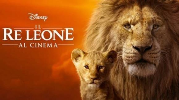 """Il Re Leone """"live action"""": regali e concorsi per chi va a vederlo al cinema"""