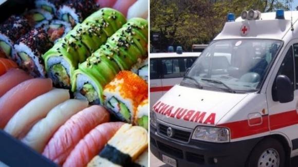 Treviso: 12 persone colpite da gastroenterite dopo aver mangiato sushi al ristorante