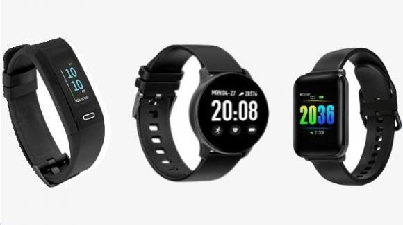 Smartband e smartwatch low cost, per amanti del benessere, da GOQii, Kospet e Blitzwolf