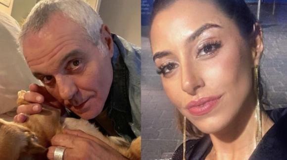 Nuovo amore per Giorgio Panariello: la fidanzata è identica a Belen Rodriguez