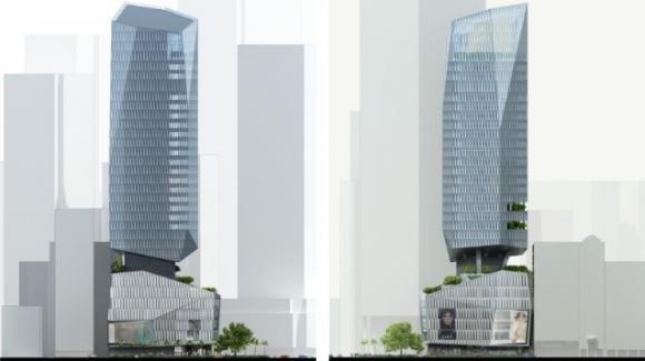 Robinson Tower: il palazzo di Singapore che sfida la legge di gravità