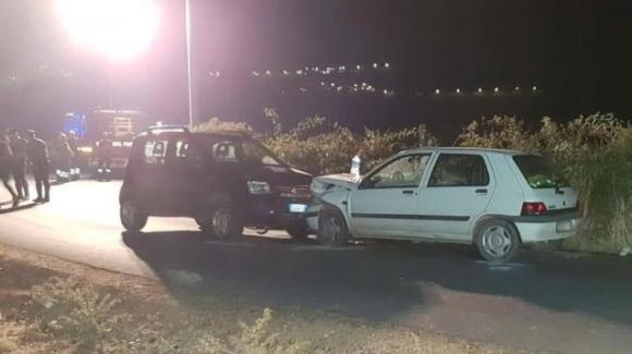 Nurri, Cagliari: incidente frontale tra due auto. Morto bambino di 7 anni