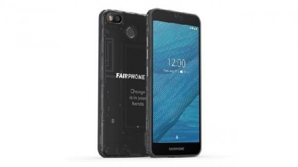 Fairphone 3: presentato il nuovo smartphone ecologico, con logica modulare