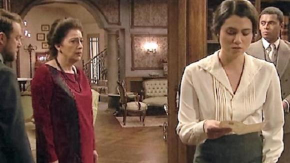 Il Segreto, anticipazioni puntata 29 agosto: Francisca offre del denaro a Roberto per lasciare Maria