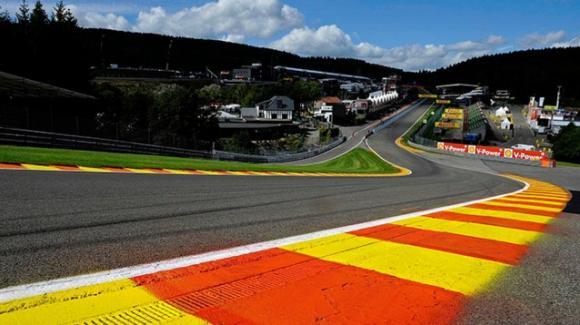 F1 2019: orari Sky e TV8 del Gran Premio del Belgio