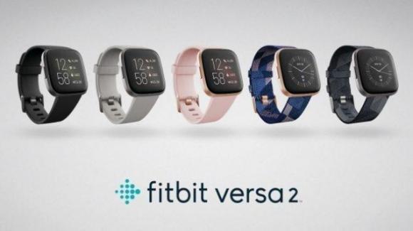 Fitbit Versa 2: sportwatch iper autonomo, ora con Alexa e display AMOLED