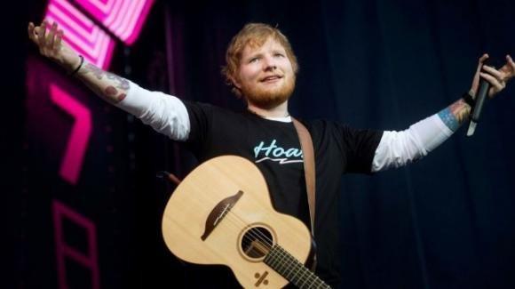 """Ed Sheeran si prende una pausa: """"Mi fermo per 18 mesi"""""""