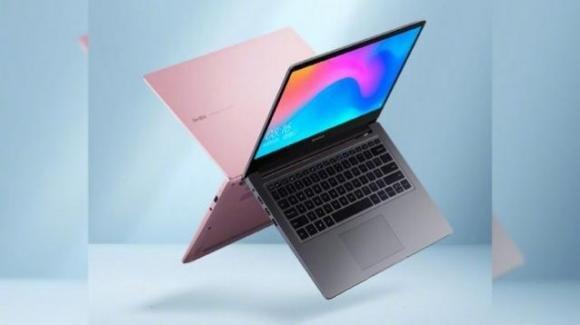 RedmiBook 14 Enhanced Edition: ecco il notebook low cost aggiornato agli Intel di 10° generazione