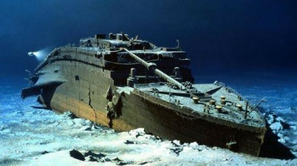 Il Titanic si sta sgretolando: i batteri oceanici stanno erodendo il relitto