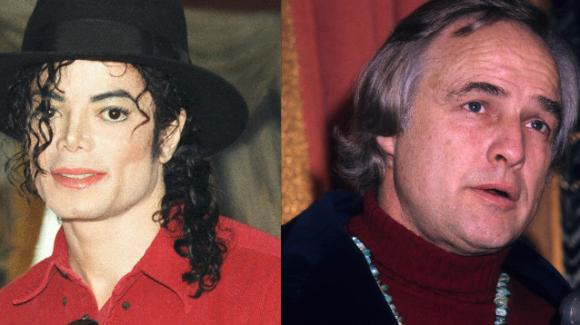 Marlon Brando era convinto che Michael Jackson fosse un pedofilo