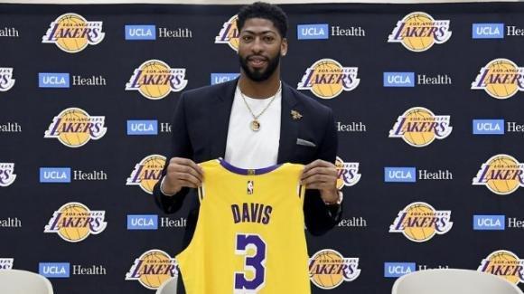 NBA anteprima 2019-2020, Los Angeles Lakers: Lebron James, l'asso Anthony Davis e un team di primo livello