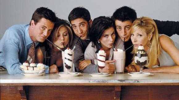 """Essere pagati per guardare """"Friends"""": la curiosa iniziativa di un'azienda americana"""