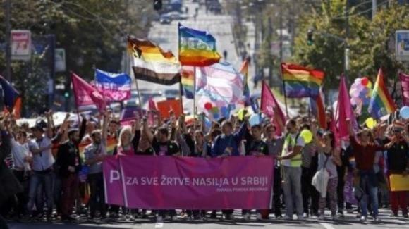 Gay Pride di Belgrado: il 15 settembre in piazza per il diritto di essere ed amare