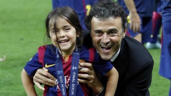 Luis Enrique: è morta la figlia Xanita di soli 9 anni