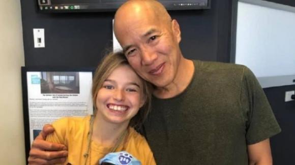 Australia: dodicenne con tumore al cervello in fase terminale viene salvata dal medico Teo