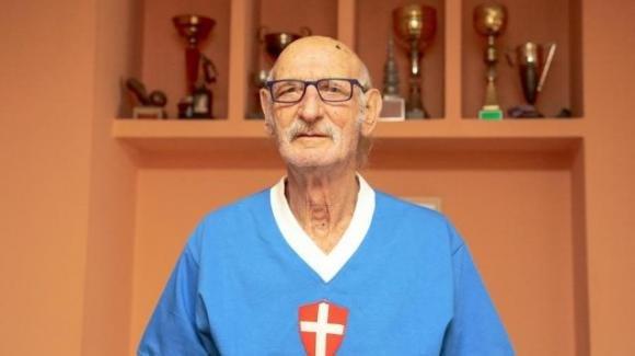 """È morto Giovanni """"Nini"""" Udovicich, la bandiera del Novara aveva 79 anni"""