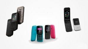 Feature phone a manetta, a IFA 2019, grazie al terzetto Nokia in salsa rugged, flip e low cost