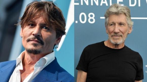 Mostra del Cinema di Venezia: Johnny Depp e Roger Waters protagonisti