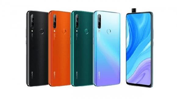 Ufficiale: ecco lo Huawei Enjoy 10 Plus, con tripla postcam, pop-up e 8 GB di RAM