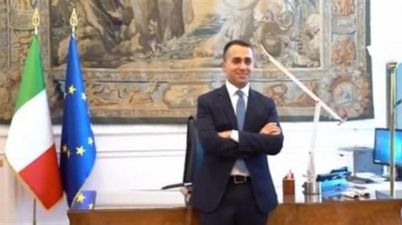 """Luigi Di Maio, le parole del ministro degli Esteri: """"La questione migranti è una priorità per il nuovo governo"""""""