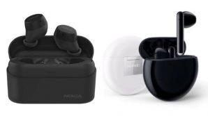 IFA 2019: Nokia e Huawei innovano gli auricolari true wireless