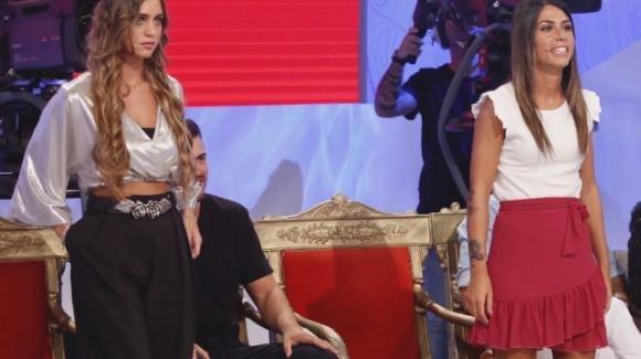 Uomini e Donne classico, anticipazioni registrazione 6 settembre: Giulia smaschera Francesco, Tina difende Javier