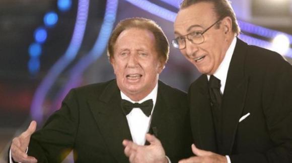 Pippo Baudo e Mike Bongiorno rivali per accordo