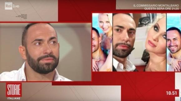 """Storie Italiane, intervista a Stefano Oradei in lacrime: """"In silenzio per trovare me stesso"""""""