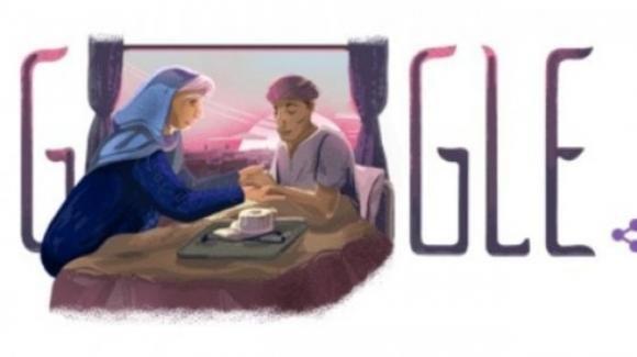 Ruth Pfau: il doodle di Google del 9 settembre per celebrarne i 90 anni dalla nascita
