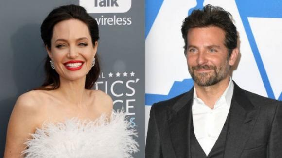 Rumors su Bradley Cooper: farebbe coppia con Angelina Jolie