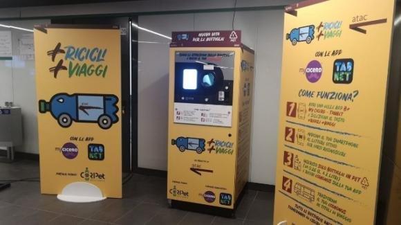 Roma: biglietto per i mezzi pubblici pagato con il riciclo