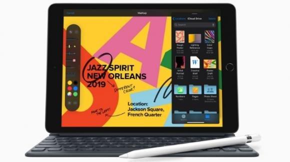 Apple Event: ufficiale anche l'iPad economico di seconda generazione, con iPadOS