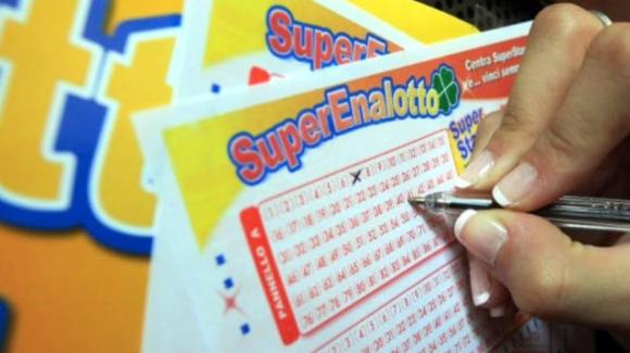 Superenalotto: la cifra di 209 milioni di euro non è stata ancora incassata dal fortunato vincintore