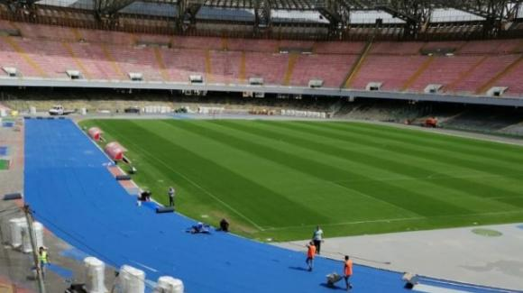 """Caso San Paolo, il Napoli mostra le condizioni dello stadio, Carlo Ancelotti attacca: """"Vedo disprezzo verso la squadra"""""""