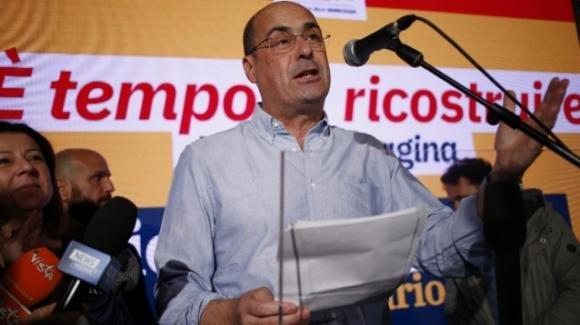 Nicola Zingaretti: ha promesso di lavorare per un presidente dei Democratici donna