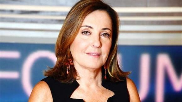 """Barbara Palombelli confessa: """"Sono nonna e ho la lacrima facile"""""""