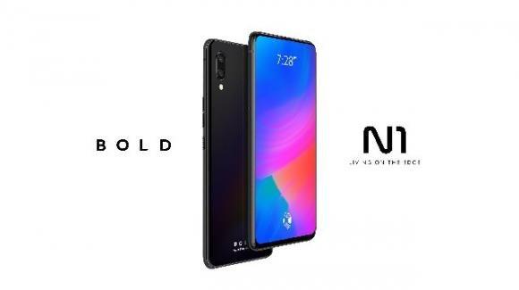 Bold N1: ufficiale il nuovo medio-gamma premium a stelle e strisce