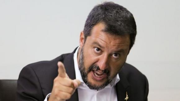 Matteo Salvini accusa il M5S di inciucio con Matteo Renzi