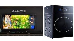 TCL: da IFA 2019 la smart TV a microLED e la lavatrice iper delicata e non inquinante